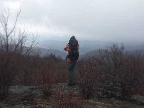 Finding Adventure on the Grey Days