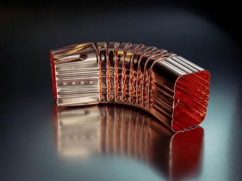 Copper #3 Elbows (A type)