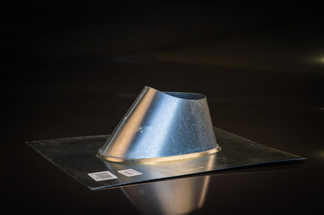 Standard Pitch Roof Cone Flashing