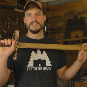 How to Build a Wooden Sword