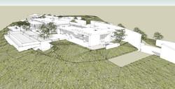 10.31.14 Belzberg Sketchup_Guest House Option_View 9.jpg