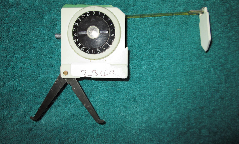 2 metre Measure with Calipers and End/Score Recorder