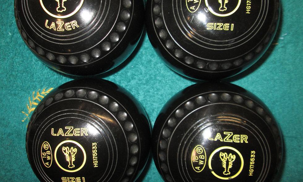 Taylor Lazer bowls - Size 1