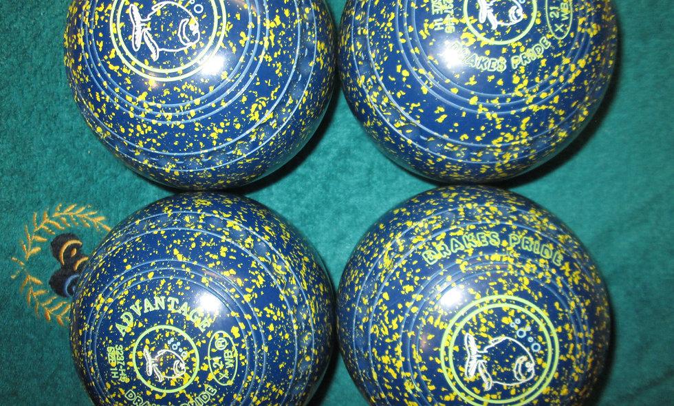 Drakes Pride Advantage bowls - Size 1