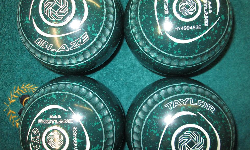 Taylor Blaze bowls - Size 3