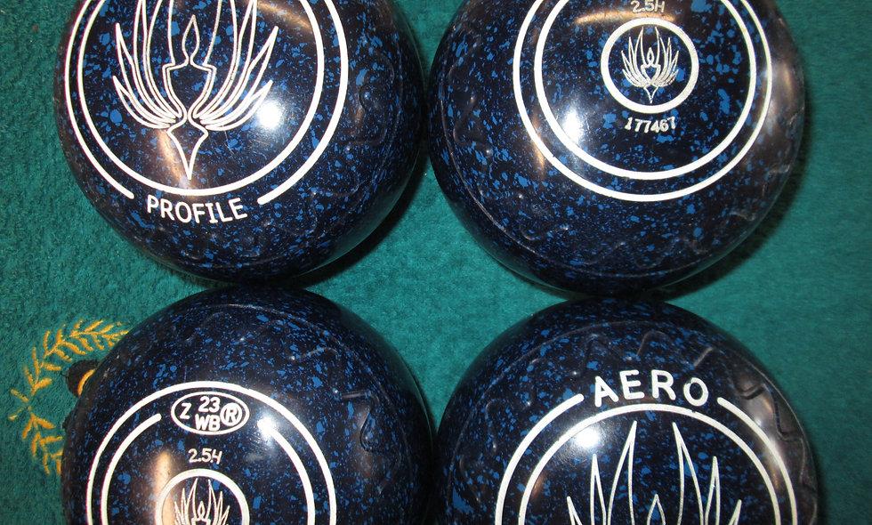 Aero Profile bowls - Size 2.5