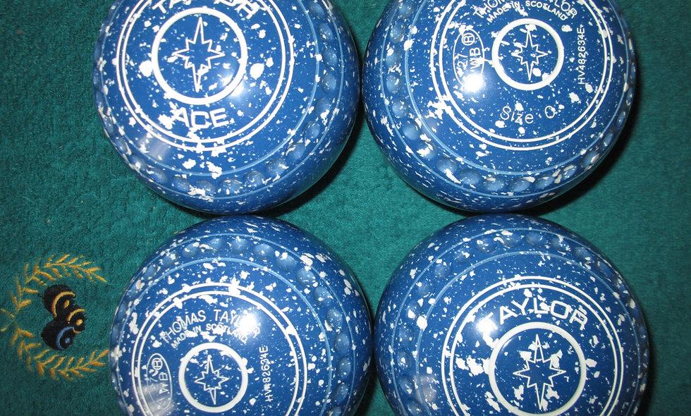 Taylor Ace bowls - Size 0