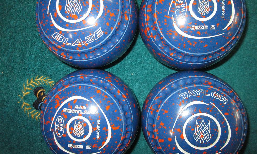 Taylor Blaze Bowls- Size 2