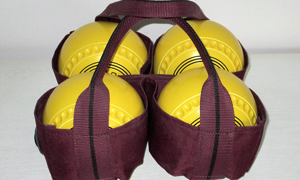 Four Bowls Carrier (Various colours available)