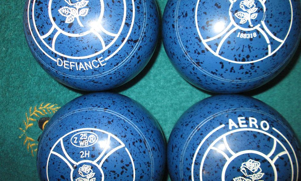 Aero Defiance bowls - Size 2