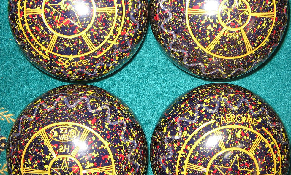 Aero Space bowls - Size 2