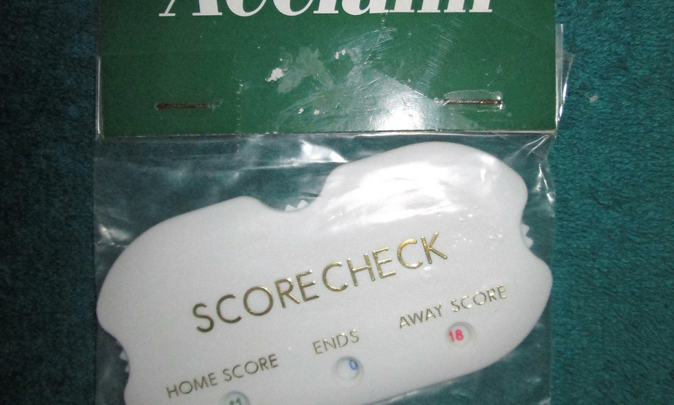 Acclaim Score Checker