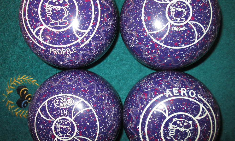 Aero Profile bowls - Size 1