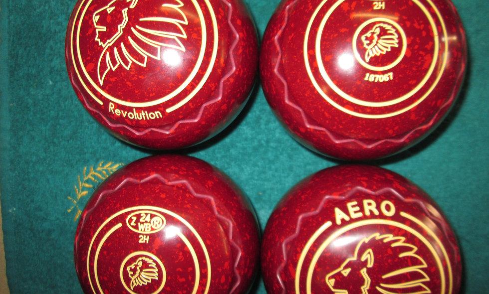 Aero Revolution bowls - Size 2.0