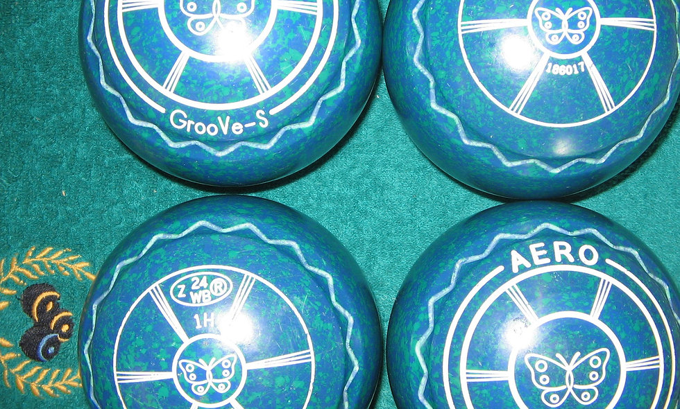 Aero Groove bowls - Size 1
