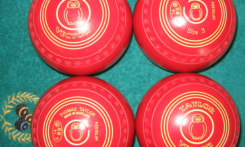 Taylor Vector bowls - Size 3
