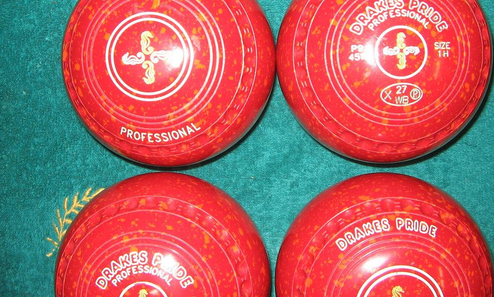 Drakes Pride Professional bowls - Size 1