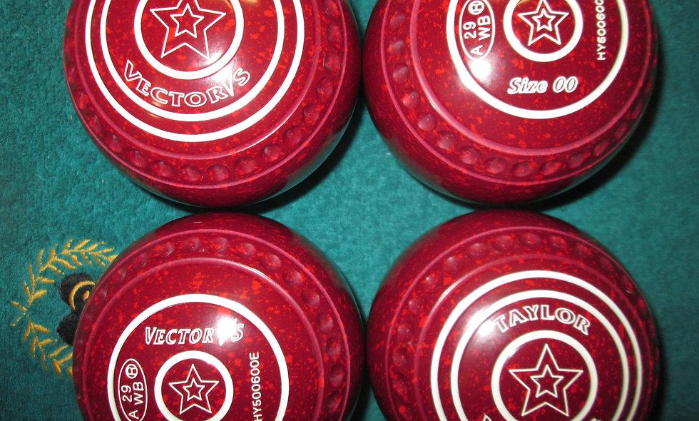 Taylor Vector VS bowls - Size 00