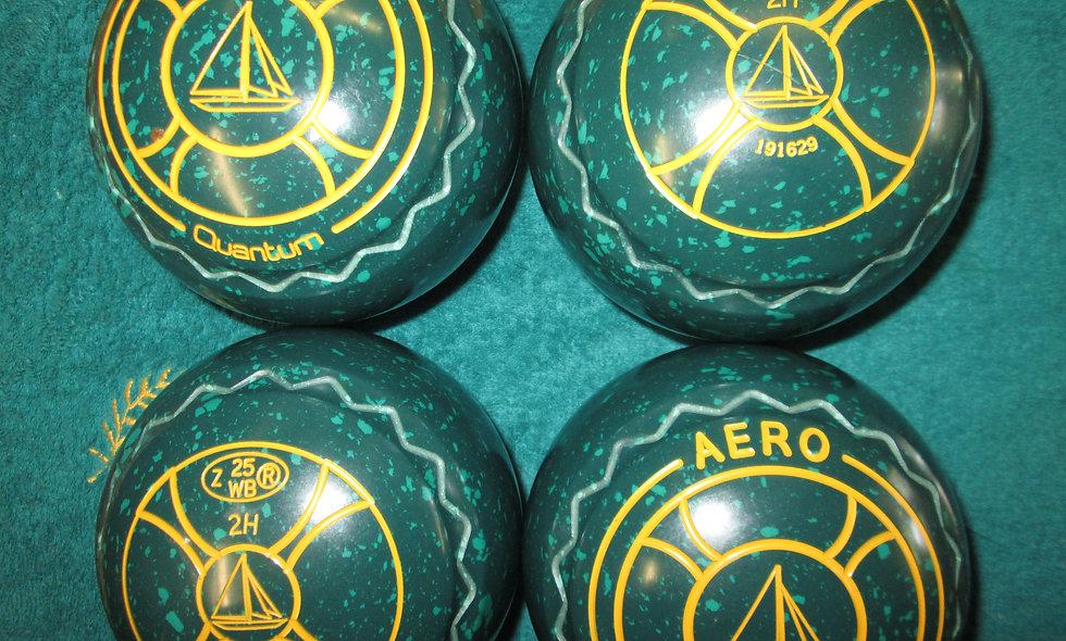 Aero Quantum bowls - Size 2.0