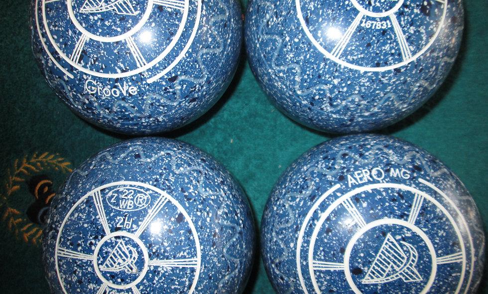 Aero Groove bowls - Size 2