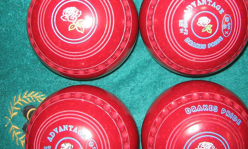 Drakes Pride Advantage bowls - Size1