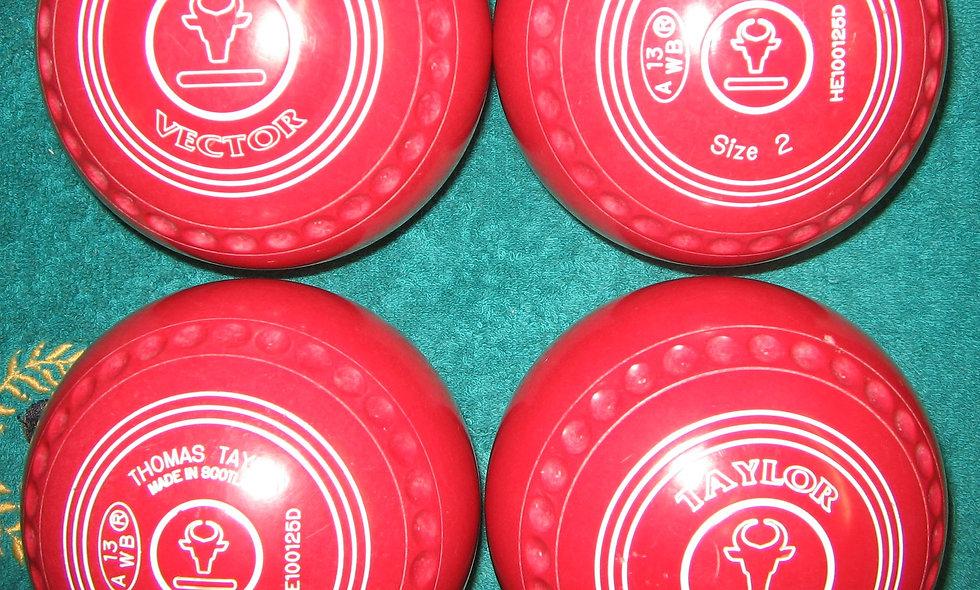 Taylor Vector bowls - Size 2