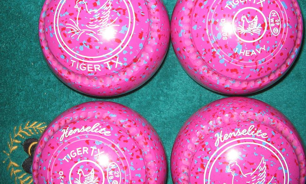 Henselite Tiger TX bowls - Size 1