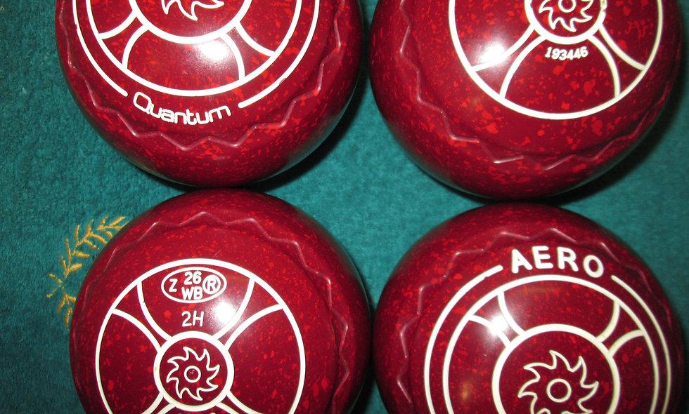 Aero Quantum bowls - Size 2
