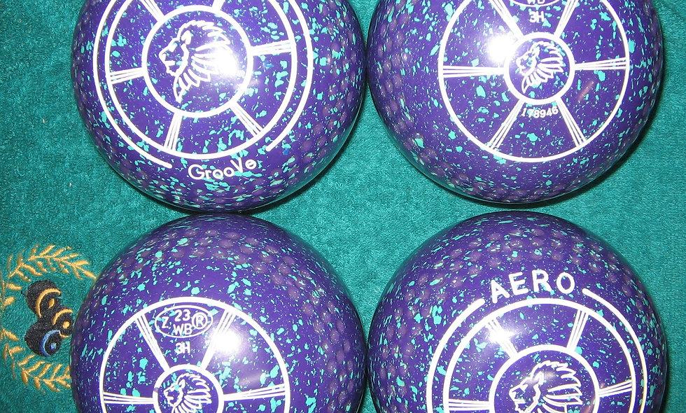 Aero Groove bowls - Size 3