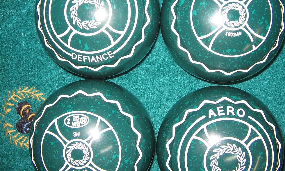 Aero Defiance bowls - Size 3