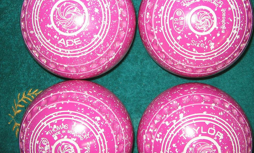 Taylor Ace bowls - Size 2