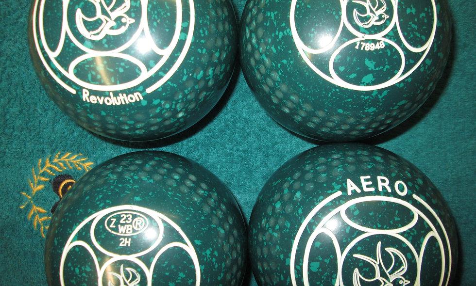 Aero Revolution bowls - Size 2