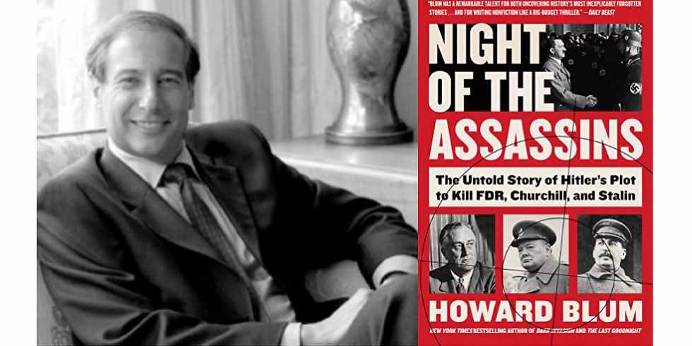 NIGHT OF THE ASSASSINS WITH HOWARD BLUM