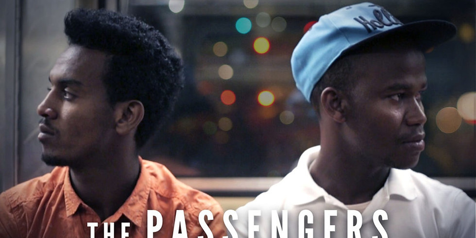 THE PASSENGERS (PAST)