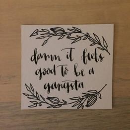 Handwritten Design