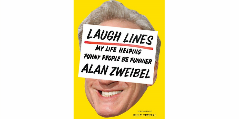 ALAN ZWEIBEL & LAUGH LINES