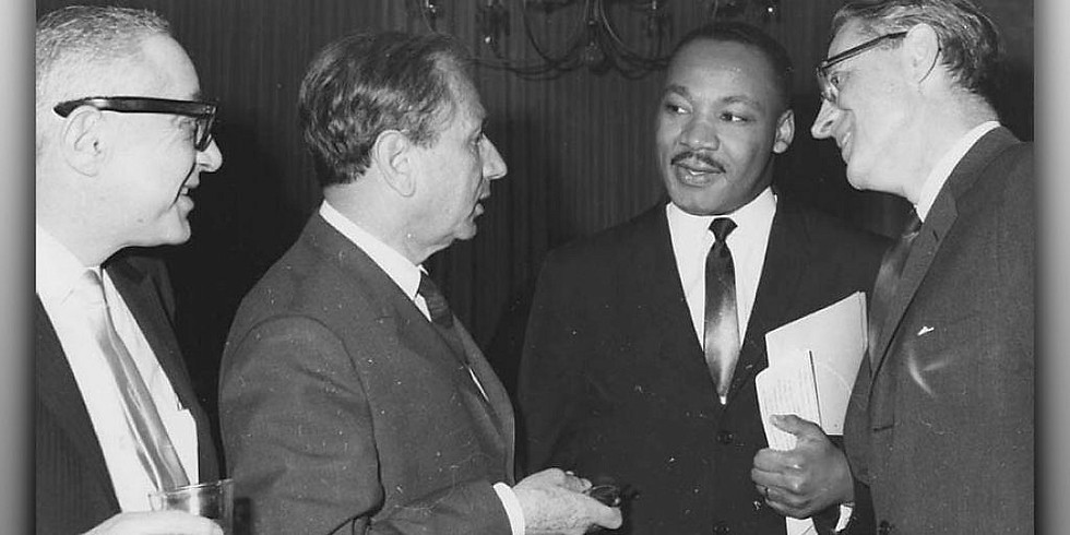 AROUND THE WORLD WITH FRED: THE CIVIL RIGHTS MOVEMENT