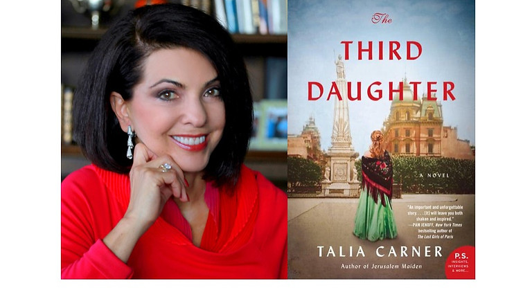 THE THIRD DAUGHTER WITH TALIA CARNER