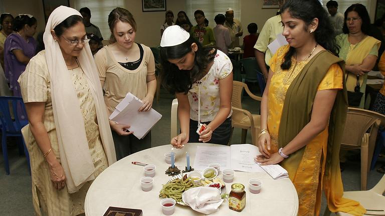 MEET THE JEWS OF INDIA