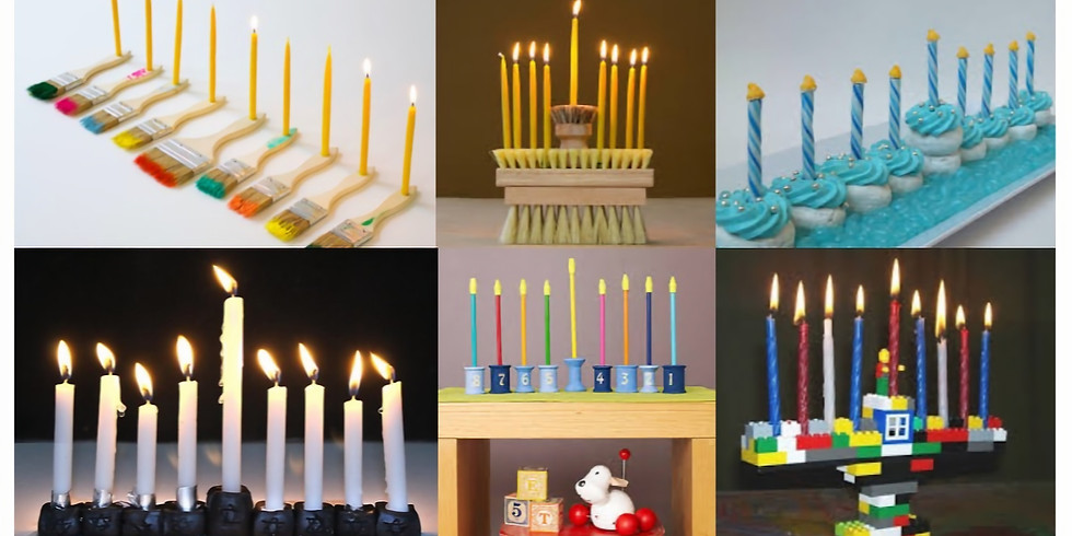 THE 2020 CCJCC FAMILY MENORAH COMPETITION