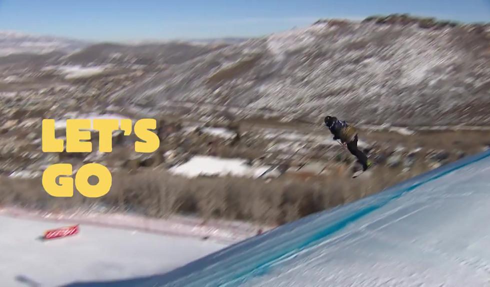 Blue Diamond Almonds Winter Olympics