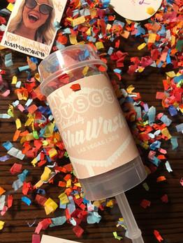 Bachelorette Party Confetti Popper