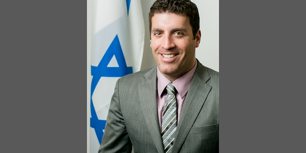 POLITICAL EVENTS CURRENTLY AFFECTING ISRAEL