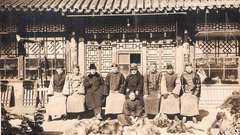 LOOKING TO THE FAR EAST...WHEN JEWS LIVED IN CHINA