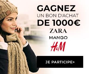 Enquête-Shopping Mango / Zara / H&M