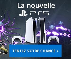 Enquête-Shopping Playstation 5