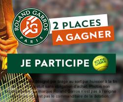 Conso-Enquête Roland Garros
