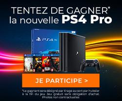 Conso-Enquête PS4 PRO