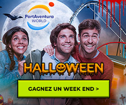 Conso-Enquête PortAventura Halloween