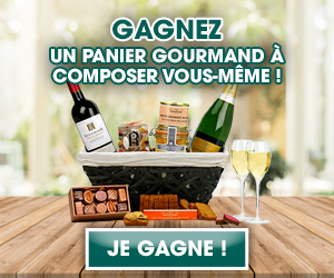 Instant gagnant - Panier gourmand